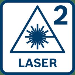 Laser class 2