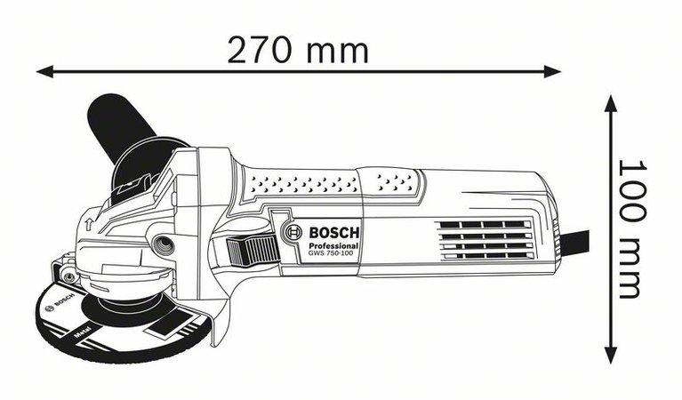 GWS 750-100